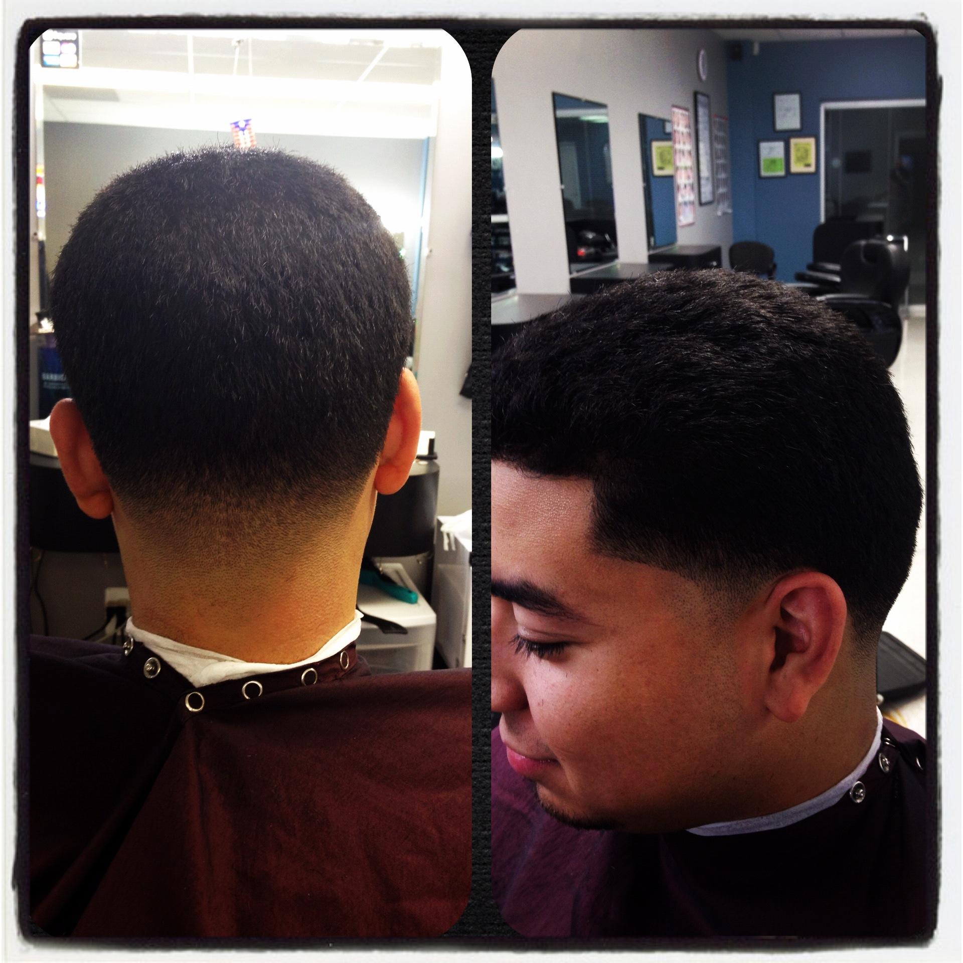 ... - What Is A Taper Fade Http Bertothebarber Com Haircut Taper Fade