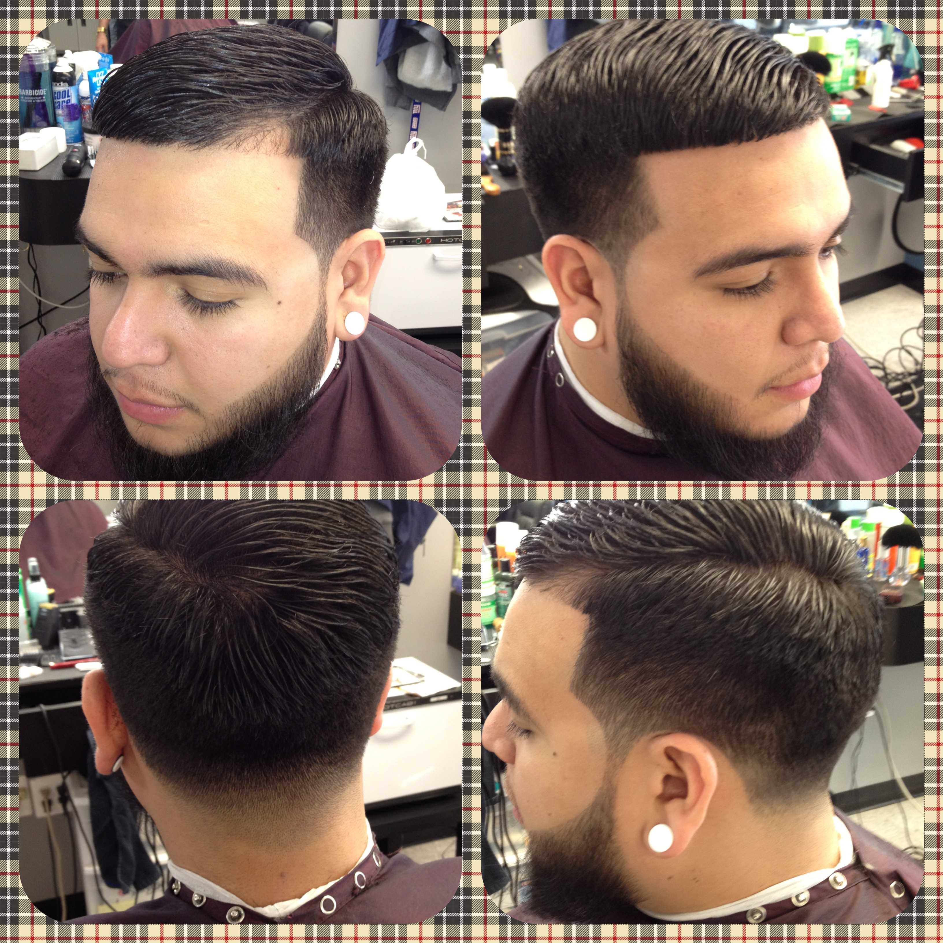 Long Hairstyles For Men With Curly Hair Together High Fade Thick Comb Over